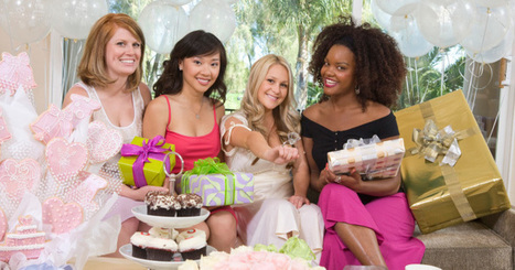 10 Bridal Shower Party Ideas For Under $100 | Coupons | Scoop.it