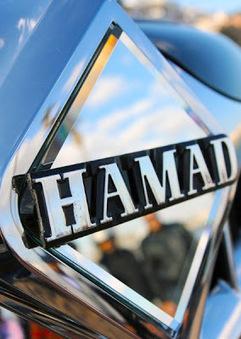 The Bizarre Giant cars Of The Eccentric Sheik | Amskar | Scoop.it