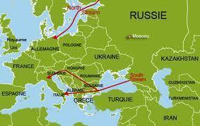South Stream: La partie sous-marine du gazoduc construite à partir de 2014 dans ENERGIE, PETROLE, GAZ