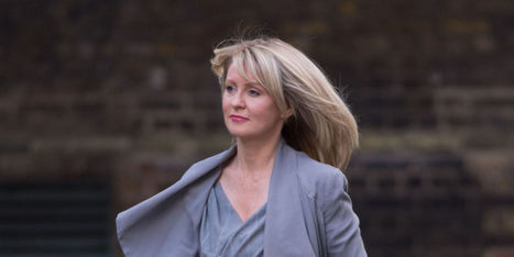 Esther McVey - So Close And Yet Not Far Enough Into Cabinet?   Welfare, Disability, Politics and People's Right's   Scoop.it