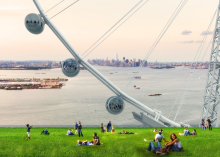World's tallest Ferris wheel set to roll into N.Y. | NYL - News YOU Like | Scoop.it