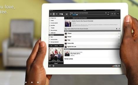 Deezer pourrait faire son apparition aux Etats-Unis dès 2014 | Technology | Scoop.it