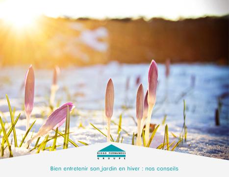 Conseils pour entretenir son jardin en hiver | Les actualités du Groupe Diogo Fernandes | Scoop.it
