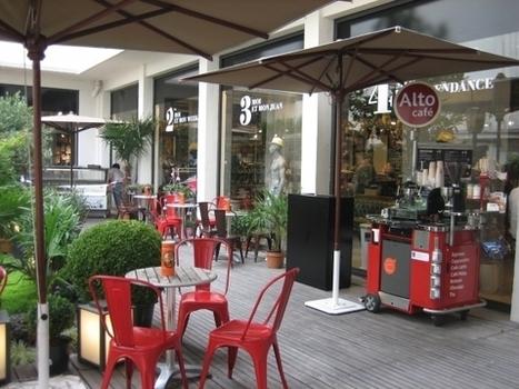 Alto café débarque au BHV Homme | Actualité de la Franchise | Scoop.it