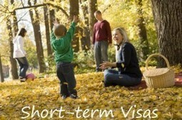 Short-Term Visas: Meet Your Family and Friends | MoreVisas | MoreVisas Immigration and Visa Services | Scoop.it