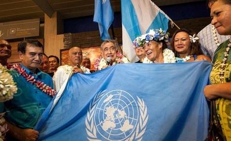 Décolonisation : «Quand on annonce des choses, on va jusqu'au bout» (Polynésie) | Veille institutionnelle Guadeloupe | Scoop.it