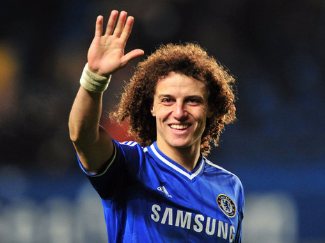David Luiz £50m transfer: PSG to seal deal for Chelsea defender as Jose ... - The Independent | Barclays Premier League | Scoop.it