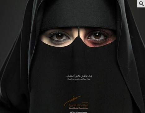 Saudi Arabia launches first campaign to stop violence against women | Art for art's sake... | Scoop.it