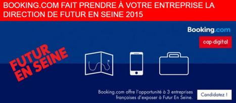 Booking.com : un appel à projets pour promouvoir l'innovation touristique française | Connected places | Scoop.it