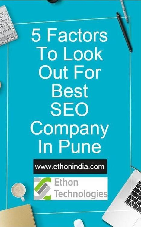 5 Factors To Look Out For Best SEO Company In Pune | Best  Professional  SEO  Services  In  Pune | Scoop.it