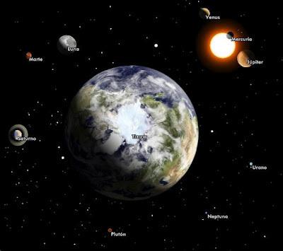 El Sistema Solar en 3D ~ EduTIC | Bibliotecas Escolares Argentinas | Scoop.it