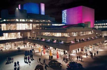 Découvrez le Royal National Théâtre au cours de votre séjour linguistique - Contacts Linguistiques | Visites culturelles à l'étranger | Scoop.it