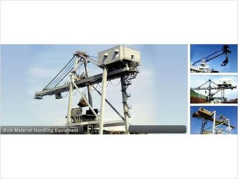 Crane - Bulk Material handling Equipment - Mumbai | Crane Manufacture | Scoop.it