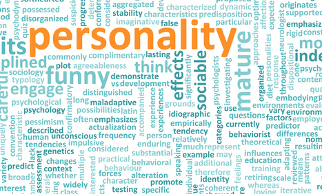 Personality Traits | Alp. & Dig'S Technologies | General | Scoop.it