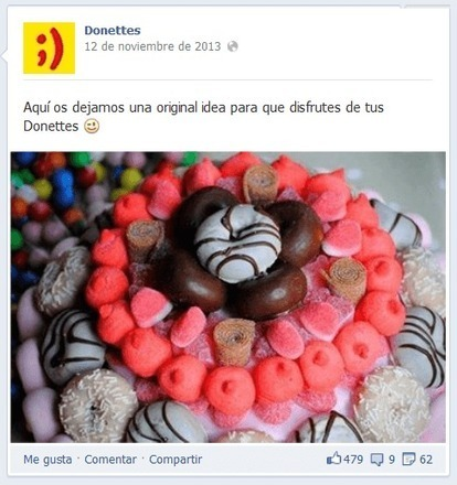 15 cosas que funcionan en Facebook (con ejemplos) | Marketing Online | Links sobre Marketing, SEO y Social Media | Scoop.it