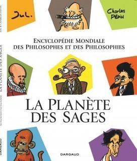 La planète des sages / Charles Pépin, Dargaud, 2011 | Bibliothèque de l'Ecole des Ponts ParisTech | Scoop.it