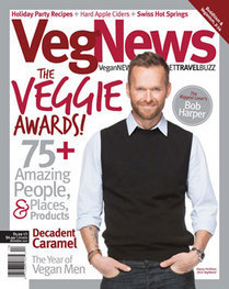 Vote for Mercy For Animals in Annual Veggie Awards! - MFA Blog | Nature Animals humankind | Scoop.it