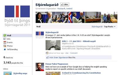 Une constwitution à l'islandaise- Ecrans   Gotta see it   Scoop.it