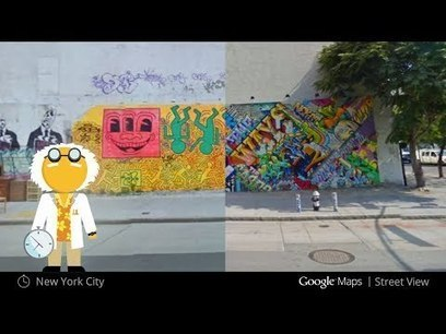 Google Maps now lets you travel back in time with Street View | iGeneration - 21st Century Education | Scoop.it