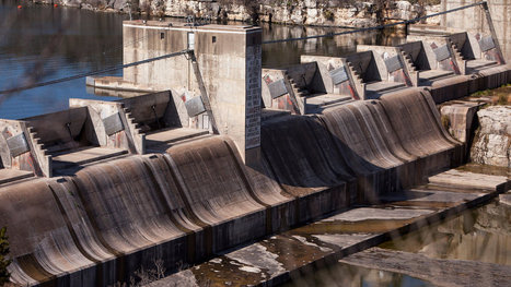 Drought Hastens End of a Region's Hydropower Era | Sustain Our Earth | Scoop.it