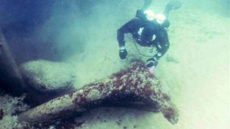The Archaeology News Network: Swedish divers unearth Stone Age settlement | Historical Updates | Scoop.it