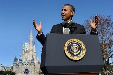 Tourisme: Obama veut faire des USA la première destination, devant la France - LExpress.fr | tourisme culturel | Scoop.it