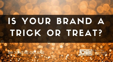 Is Your Brand a Trick or Treat? » | Brand Design | Scoop.it
