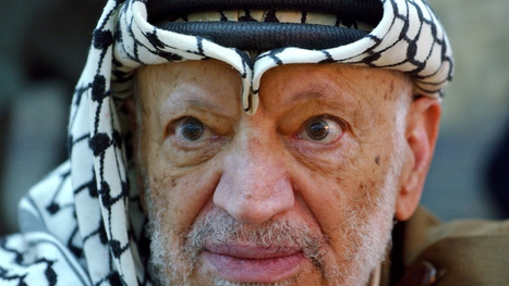 Was Yasser Arafat Poisoned with Radioactive Polonium? | Crap You Should Read | Scoop.it