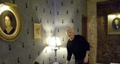 Ghosti le fantôme, hôte  du Moulin de Fresquet | Arts divinatoires et voyance | Scoop.it