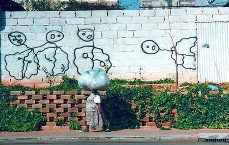 Influencia - Tendances - Zloty, le créateur du street art est de retour !   Book - Articles de presse   Scoop.it