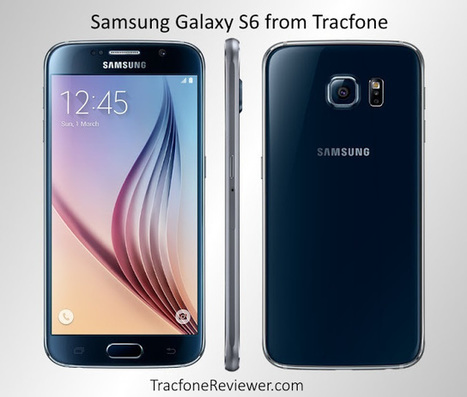TracfoneReviewer: Tracfone Samsung Galaxy S6 Review | Tracfone Reviews and Promo Codes | Scoop.it