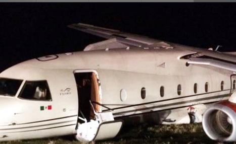 ASN Aircraft accident Dornier 328Jet-310 XA-ALA Toluca Airport (TLC) | Aviation Loss Log from GBJ | Scoop.it
