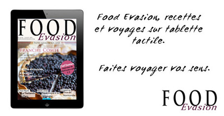 Food Evasion, voyages et gastronomie | L'expression de la ... | Food sucré, salé | Scoop.it