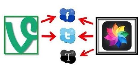 How Useful are Vine and Cinemagram for Video Marketing? | Educación y formación | Scoop.it