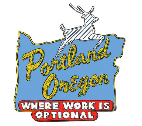 Will Portland Always Be a Retirement Community for the Young? | InterestingBits | Scoop.it