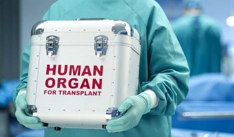 Comment l'IoT peut révolutionner le transport d'organes   Buzz e-sante   Scoop.it