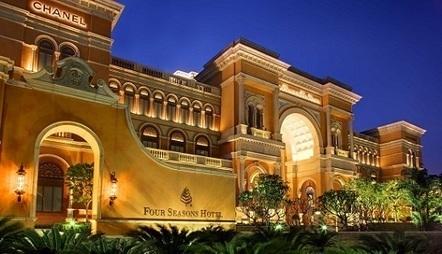 Bientôt en Tunisie: Four Seasons, l'hôtel équipé à 100% de produits artisanaux tunisiens! - highlights.com.tn | African Business : Rebranding, Retailing  & Developing | Scoop.it