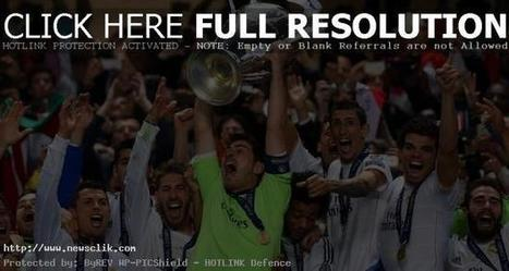 The True Champions, Real Madrid - News Clik | Soccer ⚽️ | Scoop.it