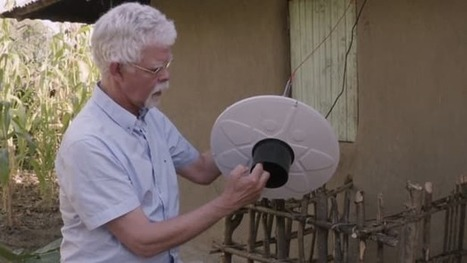 Catching the sun, to catch mosquitos   Cool New Tech   Scoop.it