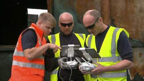 Drones 'Saving Lives' Of Emergency Workers | Workplace Health and Safety | Scoop.it