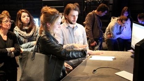 Interfaces gestuelles : le futur à portée de main - STEREOLUX Nantes | Action culturelle | Scoop.it