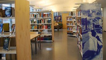 Artikkel i SPLQ om ominnredning på Lier vgs bibliotek | Skolebibliotek | Scoop.it