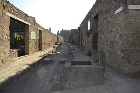 La vida de una esclava en la antigua Pompeya | Mundo Clásico | Scoop.it