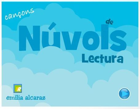materials web » Núvols de lectura. Cançons | FOTOTECA INFANTIL | Scoop.it