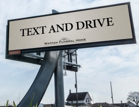 This Darkly Clever Billboard for a Funeral Home Leaves Toronto Motorists Aghast   Public Relations & Social Media Insight   Scoop.it