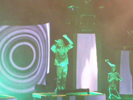 Review of Marilyn Manson & Rob Zombie (Twins of Evil Tour 2012) ~ Lucubration | Heavy Metal World | Scoop.it