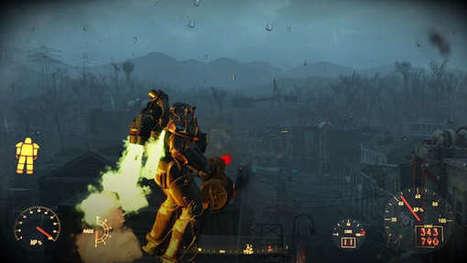 Disponible la actualización 1.3 para Fallout 4 | Descargas Juegos y Peliculas | Scoop.it