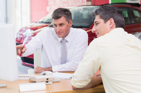 5 Online Marketing Tips for Auto Sales and Leasing Training Students | Careers for the Automotive and Transportation Industries | Scoop.it