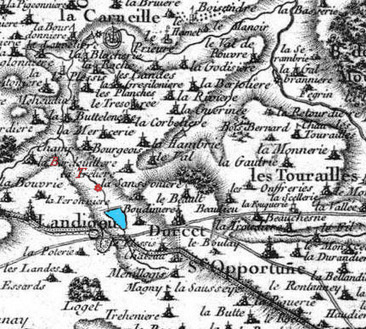 1780 Devis des travaux à faire aux moulins de Durcet et Landigou | Généalogie autour du Houlme | L'écho d'antan | Scoop.it