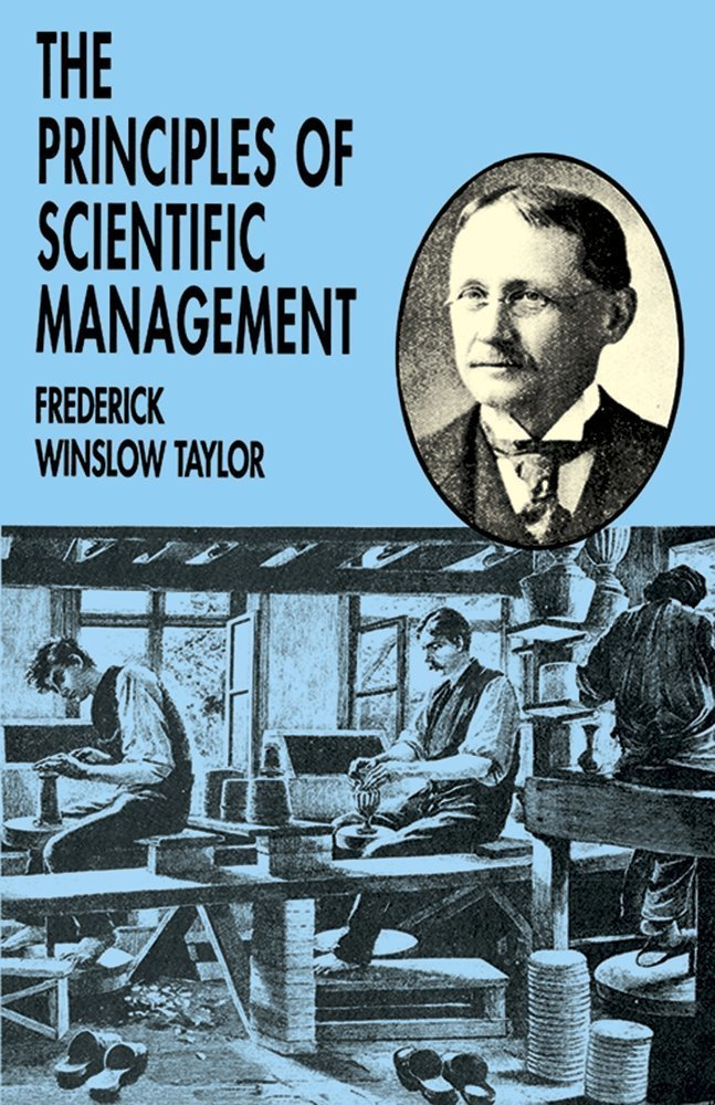 fredrick taylor and his scientific management